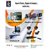PC Tecnología Soporte Técnico, Equipos de Computo y mucho más.