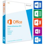 Licencia Office Home and Business   2013 32/64 DVD