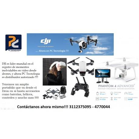 !!! DJI una de las marcas lideres en Drones, Ahora en PC !!!