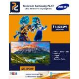 "Televisor Samsung Smart  TV 43"""