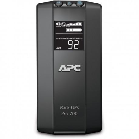 APC Back-UPS RS, 420 Watts / 700 VA,Entrada 120V / Salida 120V