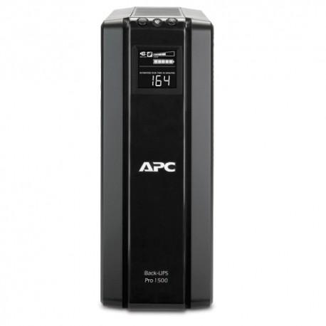 APCBack-UPS Pro,865 Watts /1500 VA,Entrada120V /Salida120V