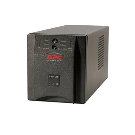 APC Smart-UPS, 500 Watts / 750 VA,Entrada 120V / Salida 120V