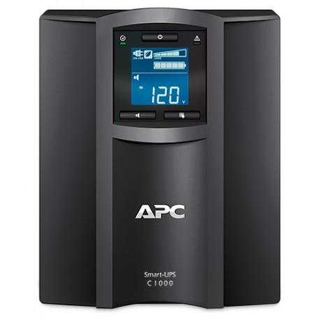 APC Smart-UPS C, 600Watts / 1000 VA