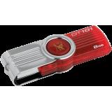 Memoria  USB 8GB DataTraveler 101 Gen 2 (ROJA)