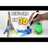 Lápiz Impresor 3D