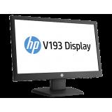 "Monitor HP 18,5"" V193b LED Backlit Monitor"