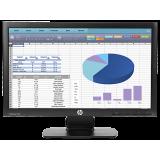 "HP ProDisplay P202 - LED monitor - 20"" 1600 x 900 VGA Displa"